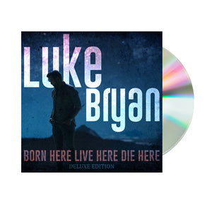 Born Here Live Here Die Here Deluxe Album T-Shirt CD Boxset