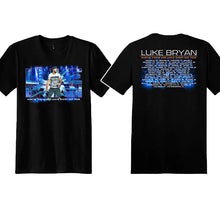 Load image into Gallery viewer, Luke Bryan 2017 Tour Tee