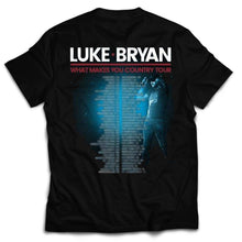 Load image into Gallery viewer, What Makes You Country Tour Guitar Photo Tee - Back