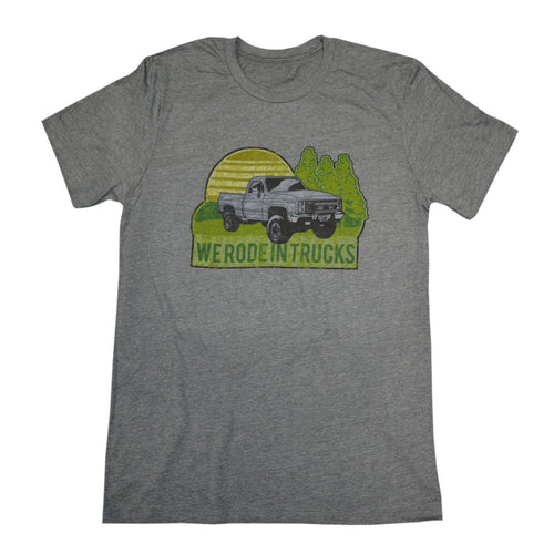 Luke Bryan We Rode In Trucks Tee