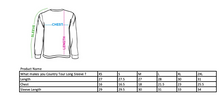 Load image into Gallery viewer, What Makes You Country Tour Long Sleeve Tee