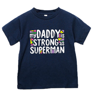 Luke Bryan Strong As Superman Toddler Tee