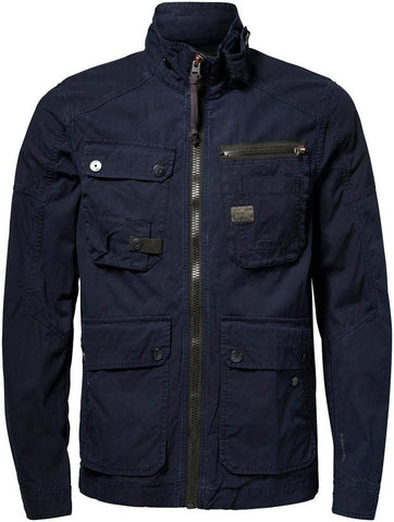 Utillity washed field Jacket