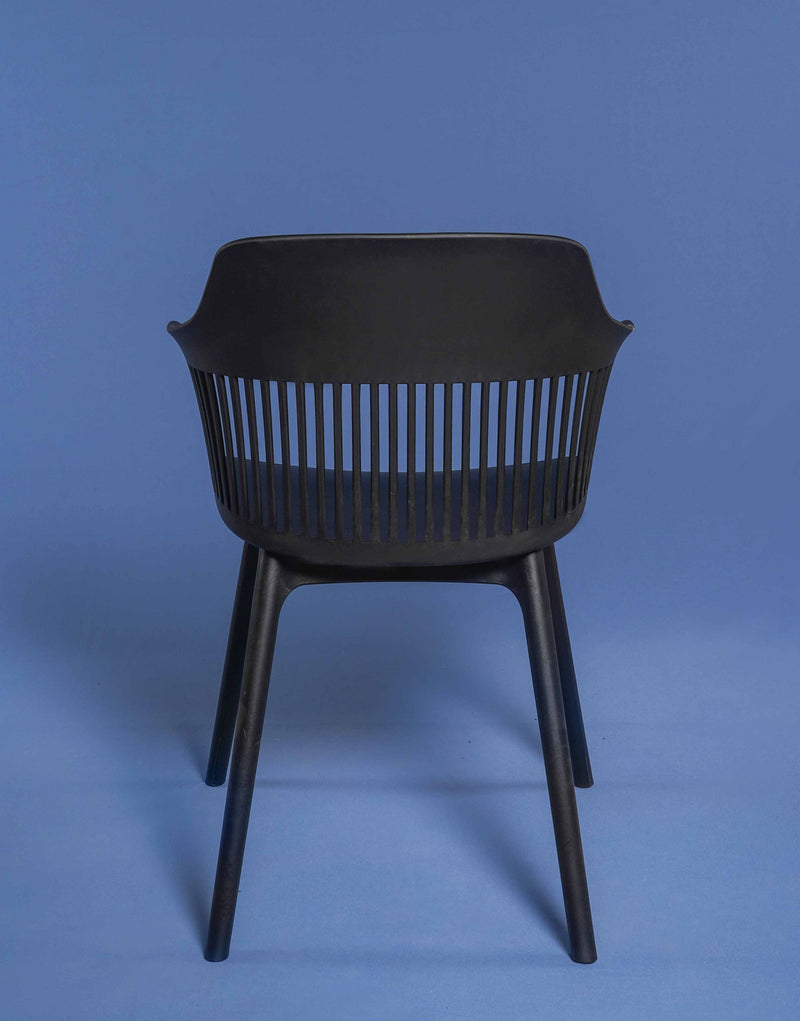Dolby Balcony Plastic Chair