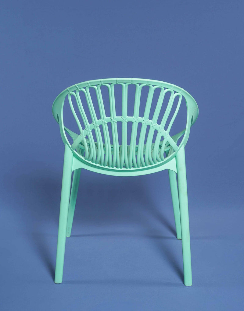 Olive Stackable Garden Chair