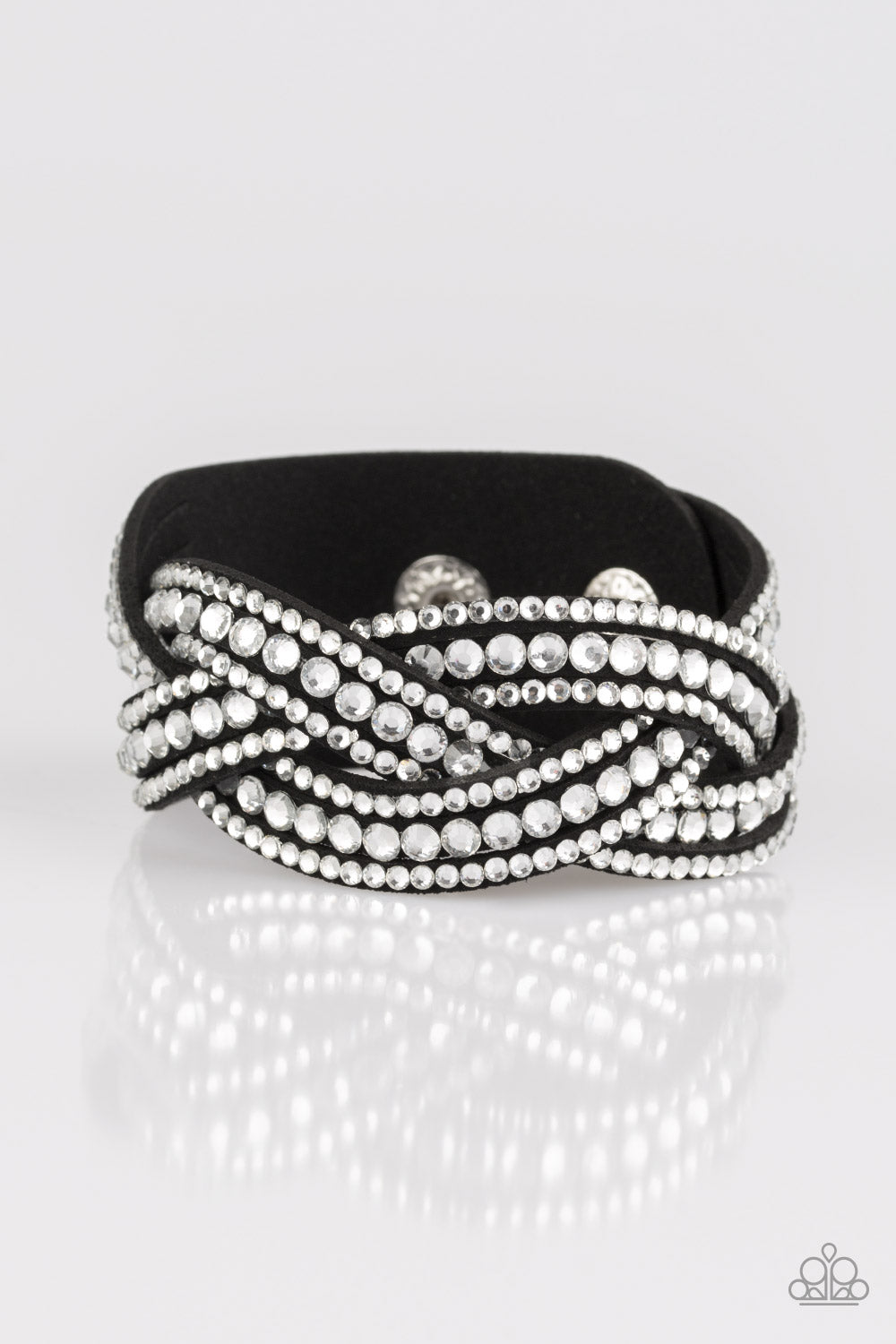 Bring On The Bling - Black - Paparazzi Accessories