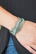 Load image into Gallery viewer, Bring On The Bling - Black - Paparazzi Accessories