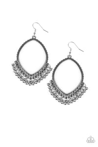 Heirloom Harmony - Silver - Paparazzi Accessories