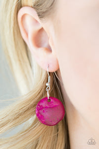 Pacific Paradise - Pink - Paparazzi Accessories