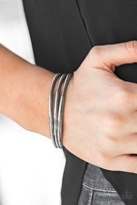 Its A Stretch - Black - Paparazzi Accessories