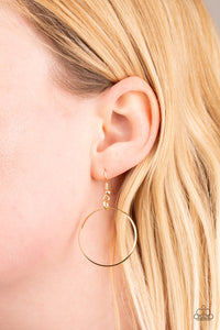 My Ears Are Ringing - Gold - Paparazzi Accessories