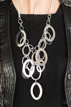 Load image into Gallery viewer, A Silver Spell Necklace Set
