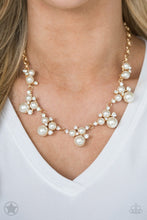 Load image into Gallery viewer, Toast To Perfection Necklace Set-White