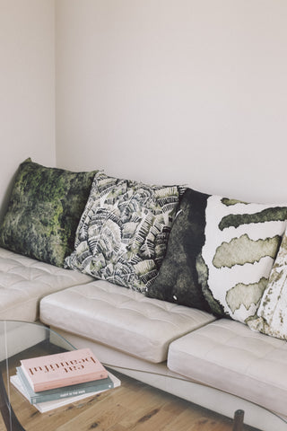 guardian large cushion - PENNEY + BENNETT