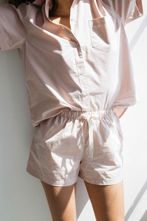 rose pocket shorts image