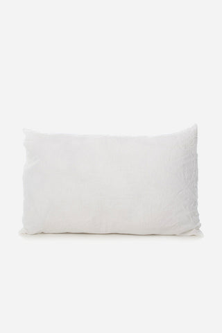 zinc linen pillowslip pair