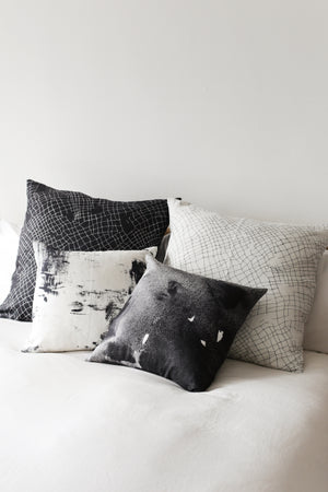 mercury small cushion - PENNEY + BENNETT