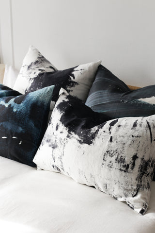 mercury large cushion - PENNEY + BENNETT