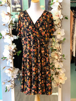Ann Taylor floral dress size 18.
