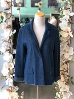 Anne Claire wool knit jacket size 44