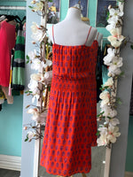 Tory Burch orange dress Size XS