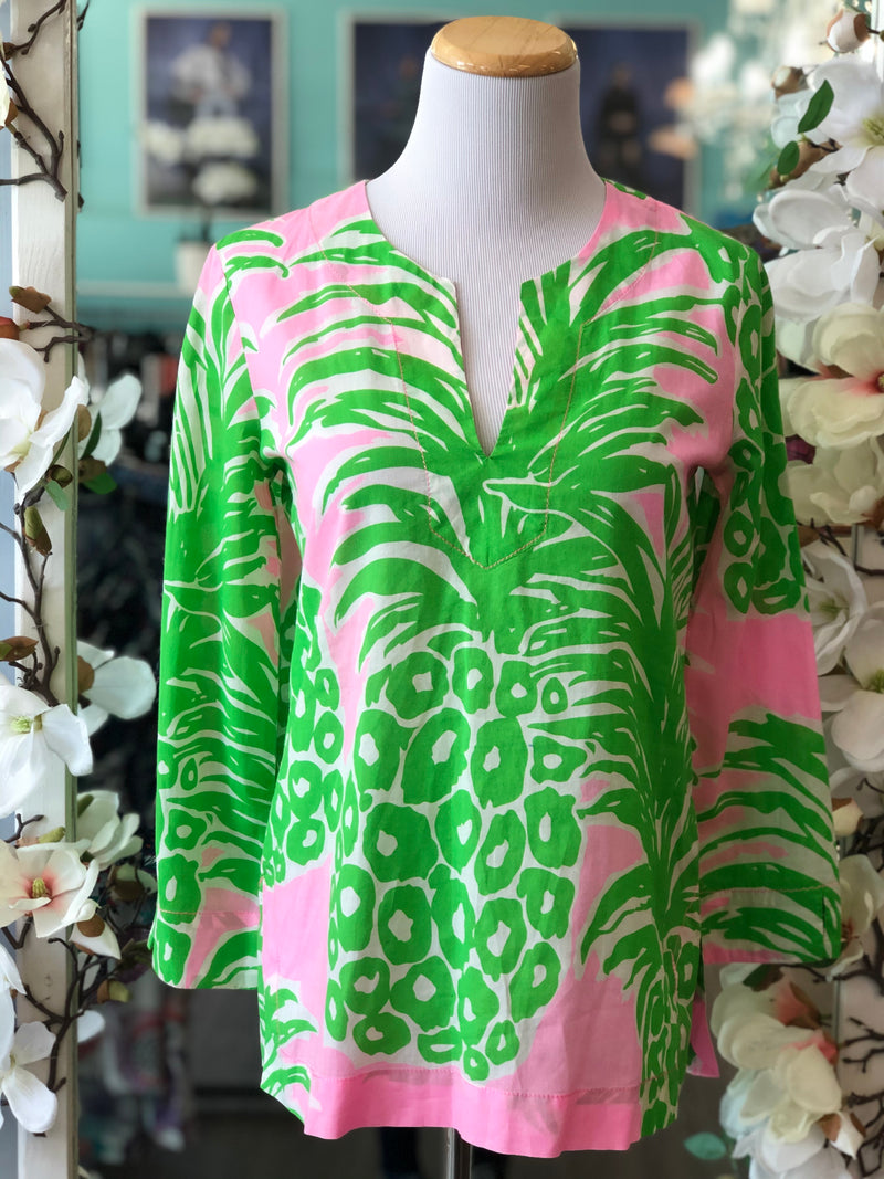 Lilly Pulitzer cotton long sleeve size XS.