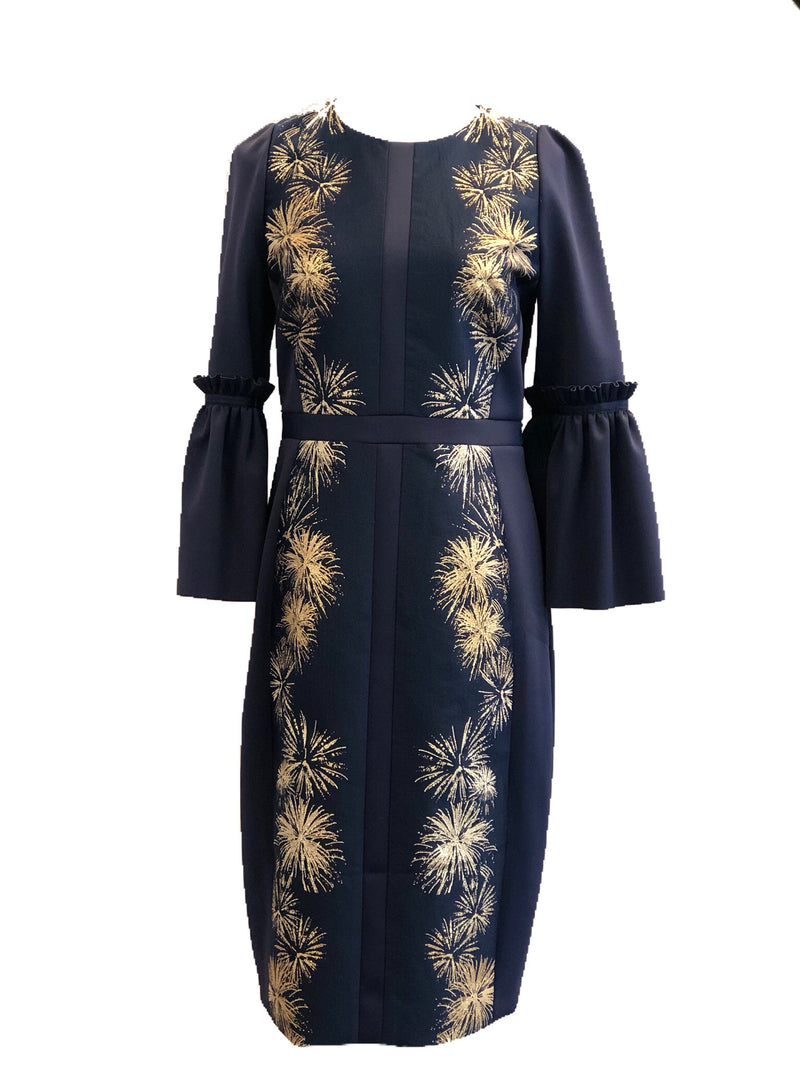 Ted Baker NWT long sleeve dress size 3