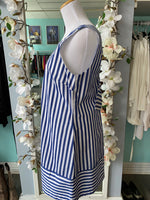 Vineyard Vines Beachcomber Stripe Bow Back Dress nwt size 6