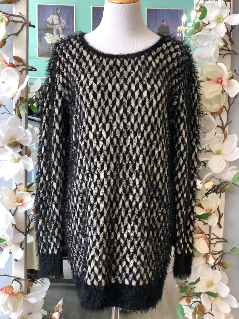 Katsuit knit tunic sweater size Medium