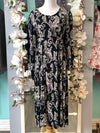 Vintage long dress size S/M.