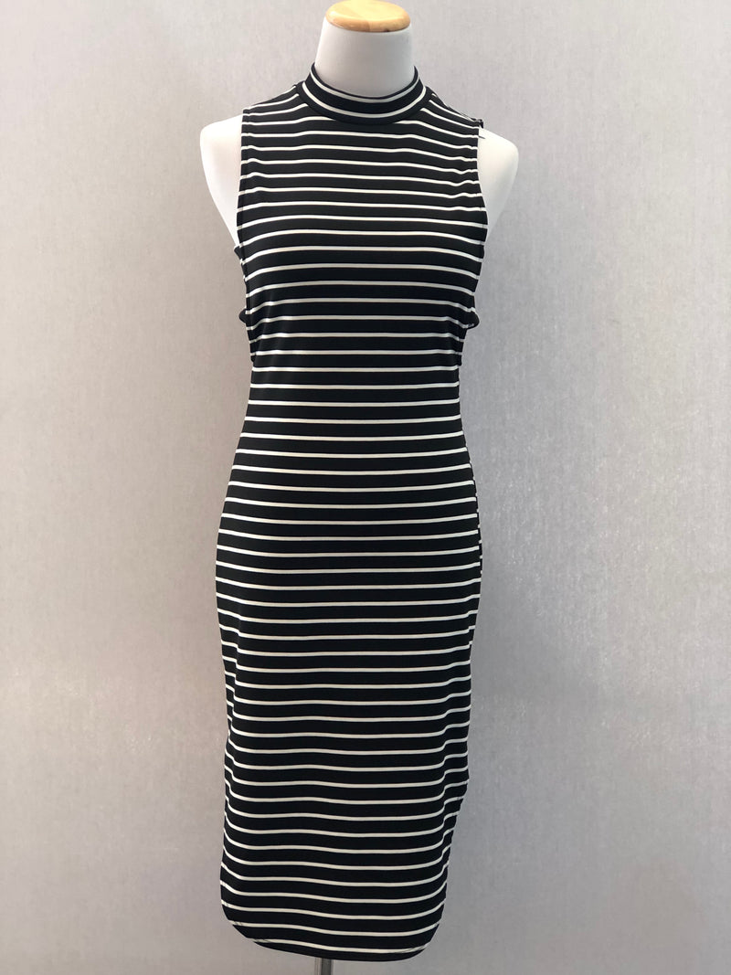 Romeo and Juliet striped dress size S.