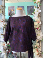 Michael Kors purple shirt size XS/S