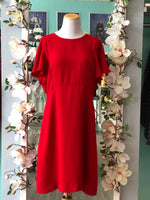 Sharagano Red dress Size 16