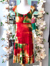 Frank Lyman Design Peasant dress size 10