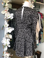 NWT Taula Floral mini embody the love dress size small