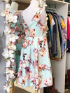 Angeleye floral dress size Small