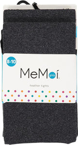 MM HEATHER TIGHTS - 2 PACK - Head Over Heels - Israel - MEMOI - מכף רגל ועד ראש