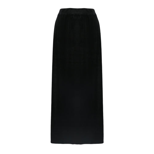 BGDK LADIES MAXI VELORS STRAIGHT SKIRT - Head Over Heels - Israel