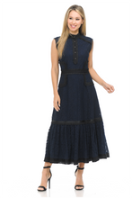 Load image into Gallery viewer, IV LACE MIDI DRESS