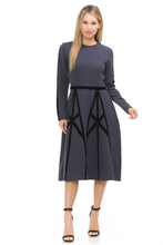 Load image into Gallery viewer, IV CRISSCROSS DRESS