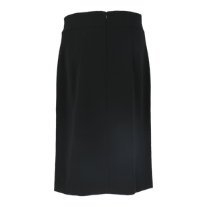 "WF LINED CREPE PENCIL SKIRT 27"" - Head Over Heels - Israel - WEAR & FLAIR - מכף רגל ועד ראש"
