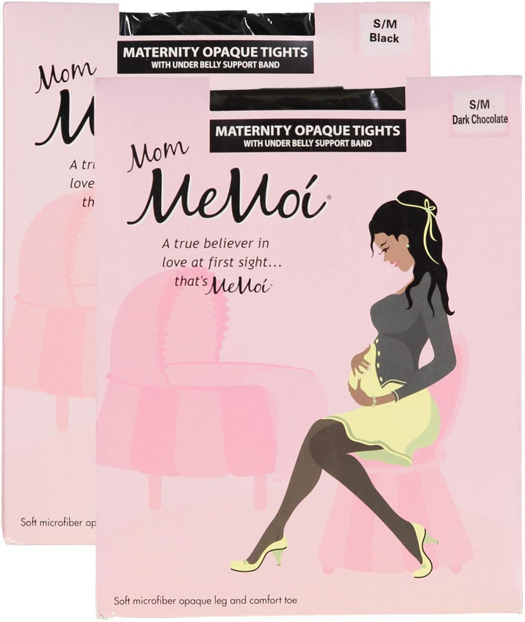 MEMOI MATERNITY OPAQUE - Head Over Heels - Israel