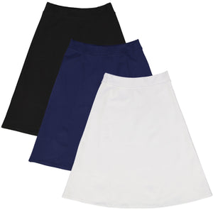 "BGDK BASIC A LINE SKIRT 27"" - Head Over Heels - Israel"