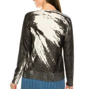 YAL SPARKLY DOT SHIMMER SWEATER