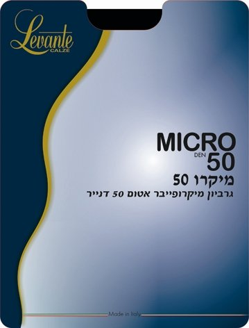 MICRO DEN 50 TIGHTS - Head Over Heels - Israel - LEVANTE - מכף רגל ועד ראש