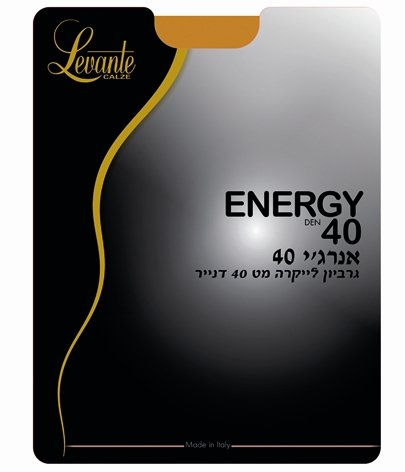 ENERGY DEN 40 TIGHTS - Head Over Heels - Israel - LEVANTE - מכף רגל ועד ראש