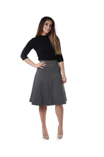 "Load image into Gallery viewer, BGDK 4 PART SKIRT + ZIPPER 29"" - Head Over Heels - Israel - BGDK - מכף רגל ועד ראש"