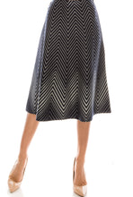 Load image into Gallery viewer, YAL MULTI LUREX STRIPE SKIRT - Head Over Heels - Israel - YAL - מכף רגל ועד ראש