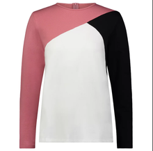 Load image into Gallery viewer, CI COTTON COLORBLOCK T-SHIRT
