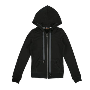 BGDK COTTON ZIP-UP HOODIE